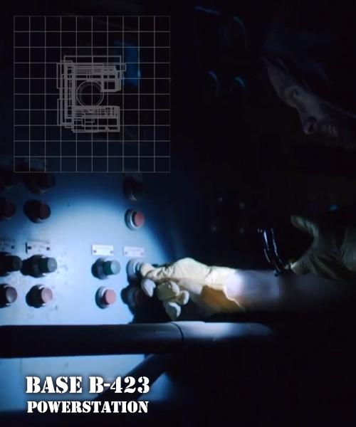 powerstation base militaire b423 escape game à Paris